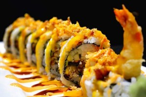 Bumble Bee Roll
